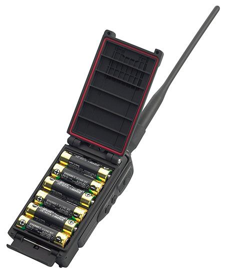 乾電池ケース