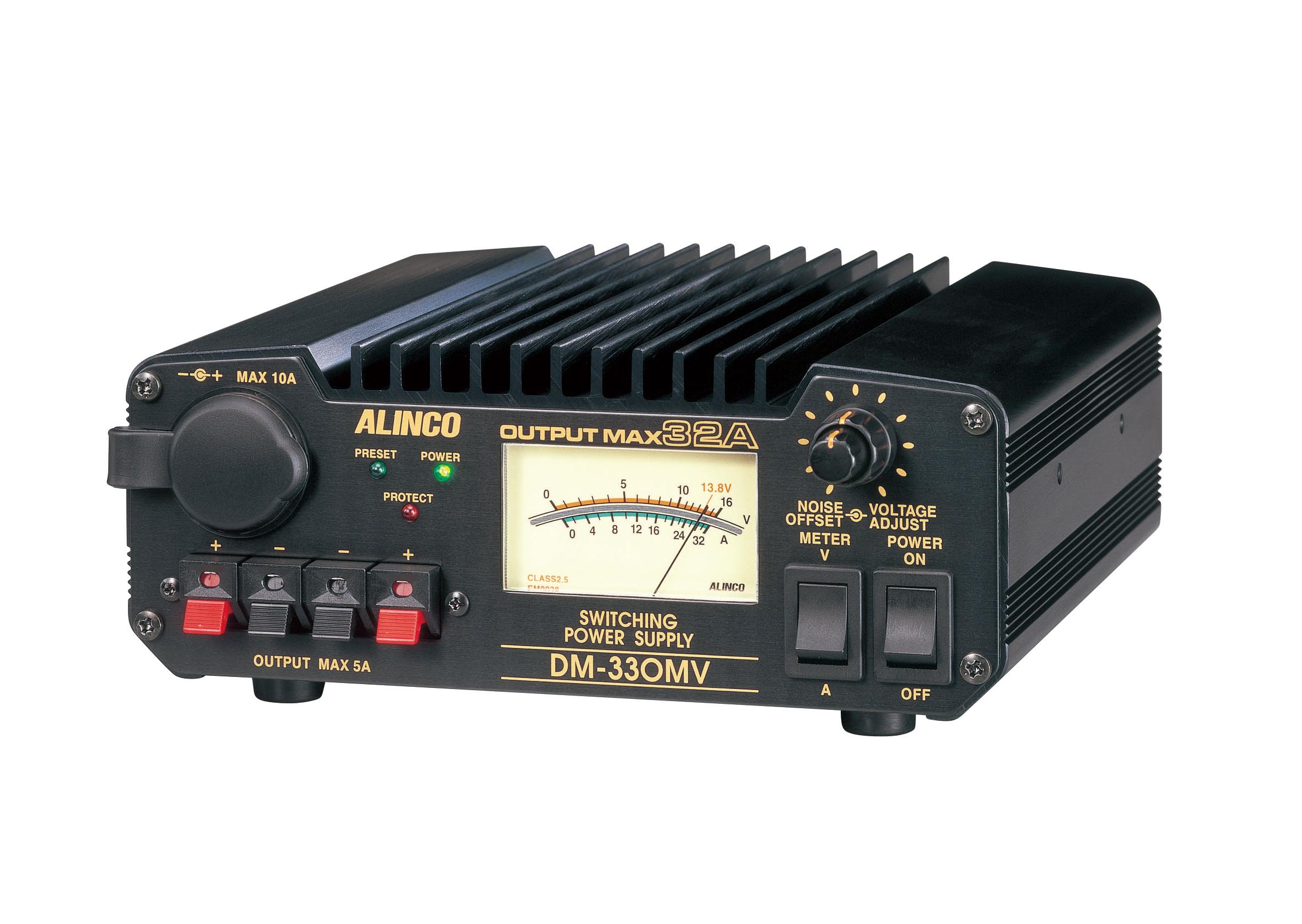 無線機器用安定化電源器(最大32A)