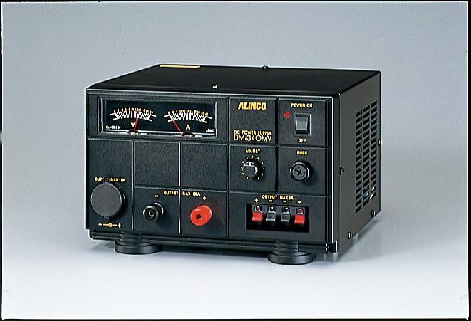 無線機器用安定化電源器(最大35A)
