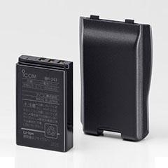 リチウムイオンバッテリーパックL(専用カバー付属)