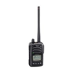 携帯型VHF帯デジタル簡易無線機(デジタル/アナログ)
