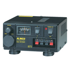 無線機器用安定化電源器(最大5A)