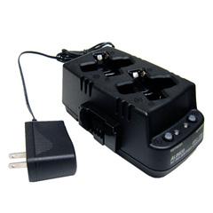 ツイン充電器セット(スタンド+ACアダプター)